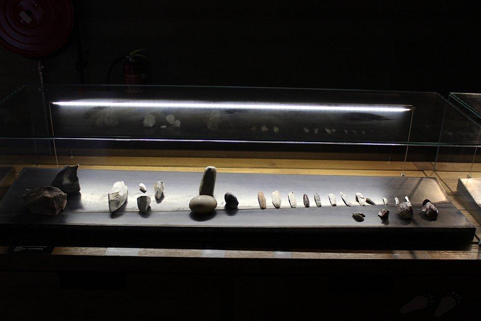 Expozice archeoparku je koncipovaná pro jednotlivce, u všech exponátů jsou informační tabulky. Další zajímavé informace ale lidé získají po připojení na místní intranet.