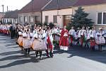 Primici si o víkendu odbyl Miroslav Prajka z Lanžhota. Ten byl současně po letech prvním vysvěceným knězem z Břeclavska.