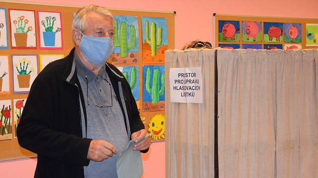 Krajské volby v břeclavské místní části Stará Břeclav