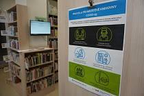 Knihovny zvolna obnovují provoz.