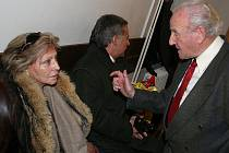 V dietrichštejnské kauze vypovídal dvaaosmdesátiletý pamětník Jan Sochor z Mikulova.