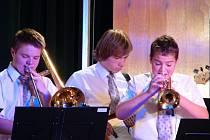 Jazzová kapela Flash Band z Břeclavi.