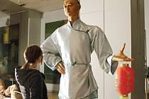 Výstava Katastrofy lidského těla doputovala do Břeclavi. V kulturním domě Delta budou voskové figuríny zvláštních lidí k vidění až do konce týdne.