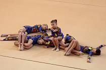 Břeclavské gymnastky - ilustrační foto.