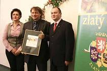 První místo v krajském kole soutěže Zlatý erb získal Mikulov.