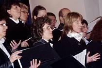 Virtuosi di Mikulov v břeclavském kostele.