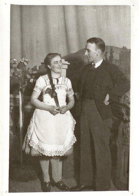 Morkůvečtí usilují oobnovení tradice ochotnického divadla vobci.
