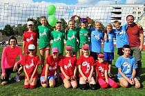 Mladší žáci a žákyně Lokomotivy Břeclav si v Liberci užili volejbalový supervíkend.