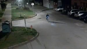 Policie navíc zveřejnila krátké video, na kterém se nachází případní svědci.