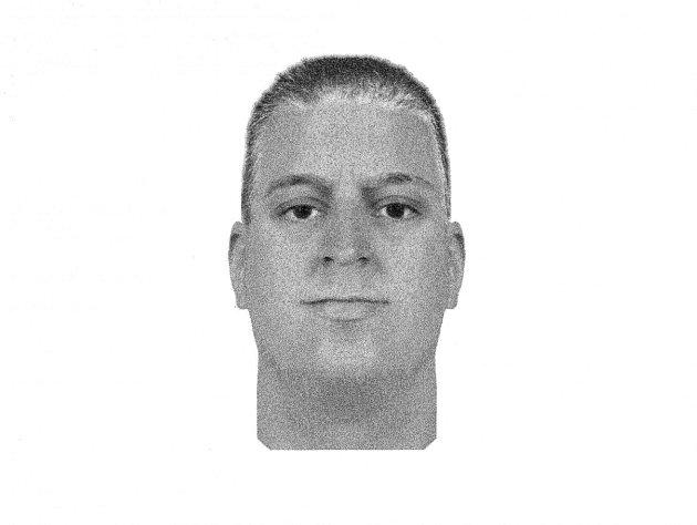Neznámý podvodník okradl v Břeclavi důchodkyni. Policie sestavila jeho identikit.