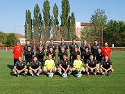 FC Vinaři České republiky má za sebou úvodní přátelský zápas, který odehrál ve Velkých Bílovicích. Z tohoto týmu vznikne reprezentační tým vinařů.