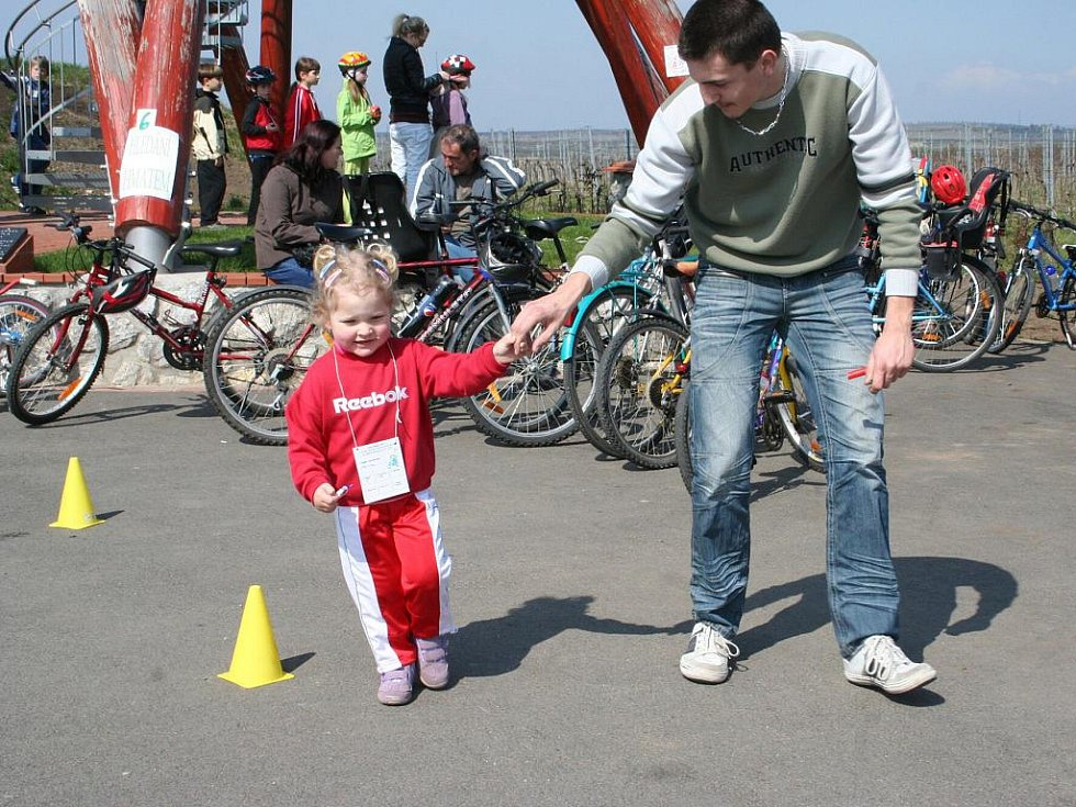 Velkopavlovičtí zahájili cyklistickou sezonu ve velkém.