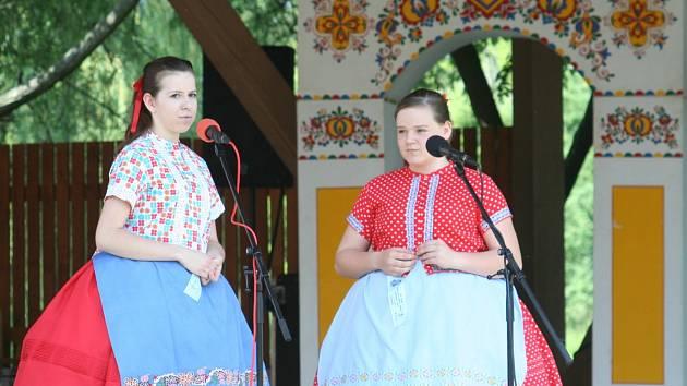 Folklorní slavnosti v Tvrdonicích. Ilustrační foto.