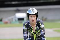 Veronika Jaborníková patří k talentům české cyklistiky.