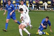 Břeclav podlehla posílenému béčku Slovácka 0:2.