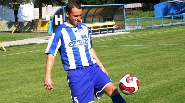 Ivo Michal se stal novou posilou MSK Břeclav