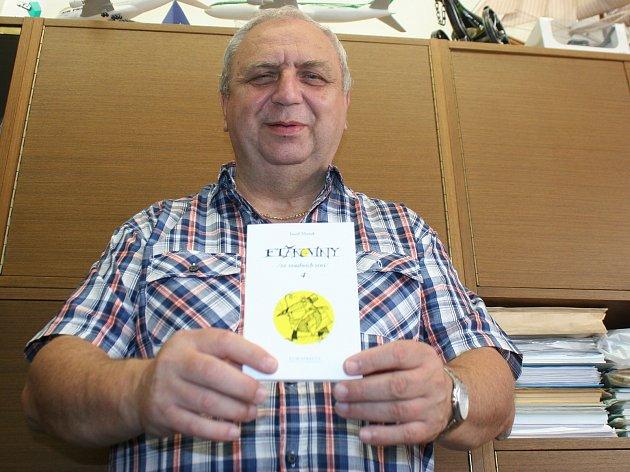 Břeclavský soudce Josef Mužík napsal už pět knih, ve kterých jsou perličky a historky ze soudních síní.