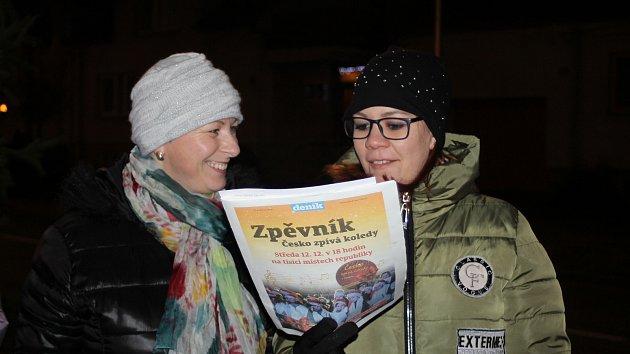 Břeclavskem se nesly koledy: Nesem vám noviny, zpívali andělé