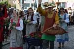 V Hustopečích dnes startují Burčákové slavnosti, slaví čtvrt století.