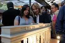 Břeclavská radnice zpřístupnila pavilon miniatur.