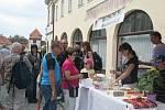 V Mikulově mohli o víkendu lidé ochutnat tradiční pokrmy různých národů.