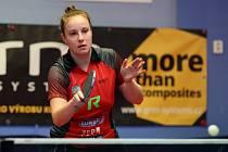 Pro Karin Adámkovou by byla účast na olympiádě vrcholem kariéry.