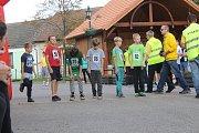 Ulice v Bořeticích zaplavili nadšení běžci z Břeclavska a širokého okolí. V obci pořádali 17. ročník běhu za burčákem.