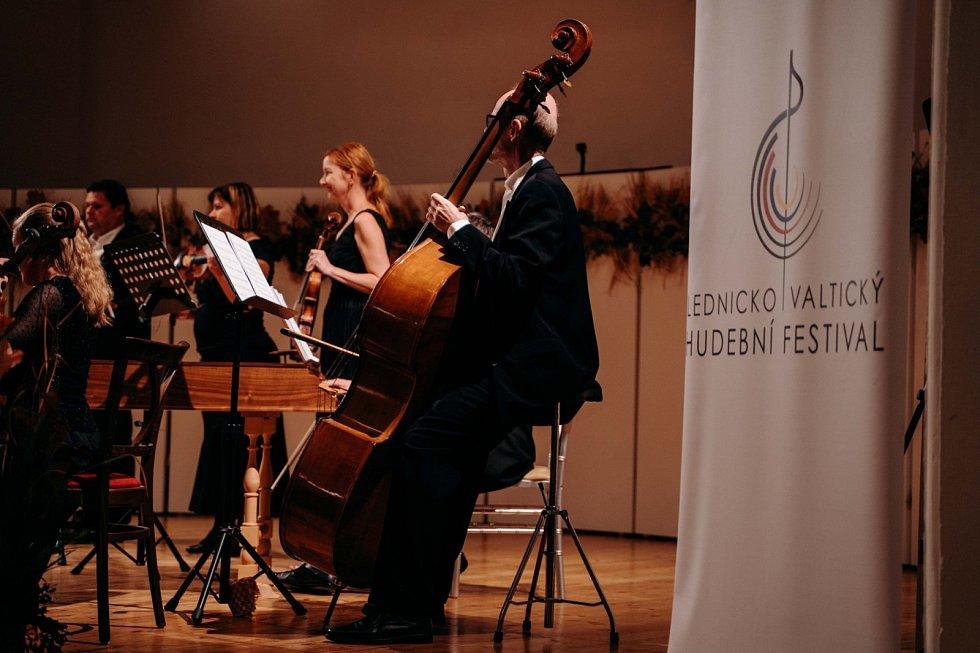 Hudební festival rozezní sídla Lichtenštejnů