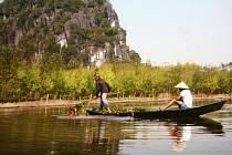 Snímky zachycují kulturu a běžný život ve Vietnamu.