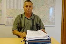Přítlucký starosta Stanislav Ludvík.