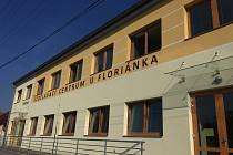 Vzdělávací centrum U Floriánka ve Vranovicích.