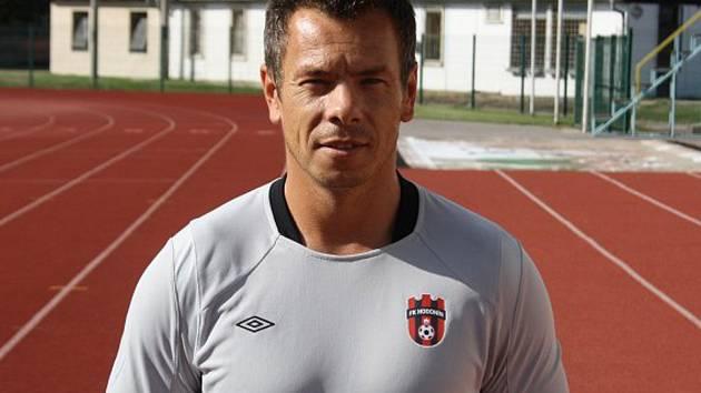 Dlouholetý prvoligový fotbalista Vladimír Malár je nyní asistentem trenéra v Hodoníně.