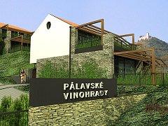 Mezi vinicemi pod Pavlovem, přímo na břehu Novomlýnských nádrží v Chráněné krajinné oblasti Pálava se nachází třicet apartmánů. Jsou určené zejména pro movité klienty z větších měst.