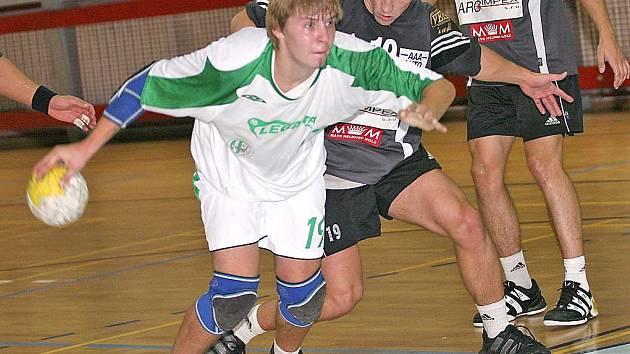 Legata Hustopeče čeká na extraligové vítězství  dokonce jedenáct utkání.