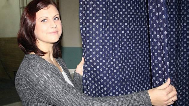 V Břeclavi si ušijí šaty z modrotisku