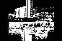 Hustopečský kostel včera dnes a zítra. Tak znělo zadání letošní výtvarné soutěže farnosti. Jejím vítězem se stalo dílo výtvarníka Stanislava Kraloviče z Hustopečí.
