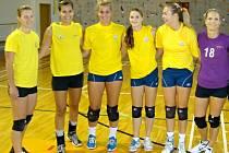 Břeclavské volejbalistky se připravují na novou prvoligovou sezonu i s několika novými tvářemi.