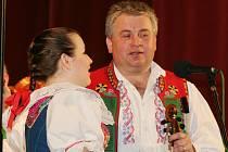 Výroční koncert cimbálové muziky Vonica v Krumvíři