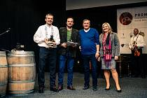 Ve Velkých Pavlovicích se uskutečnil druhý ročník obnovené soutěže Promenáda červených vín. Foto: Marek Musil