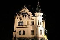 Dům dětí a mládeže v Břeclavi.