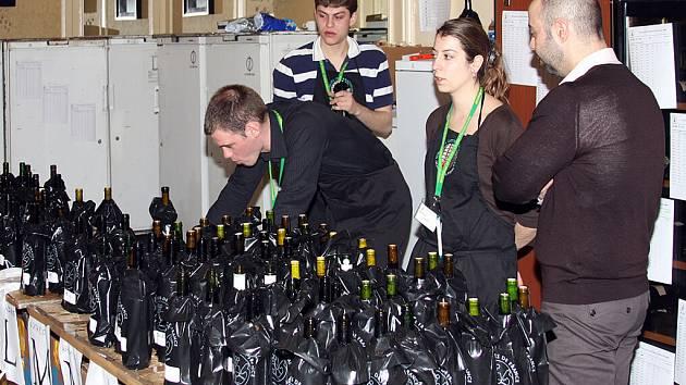Prestižní mezinárodní soutěž vín Vinalies Internationales v Paříži.