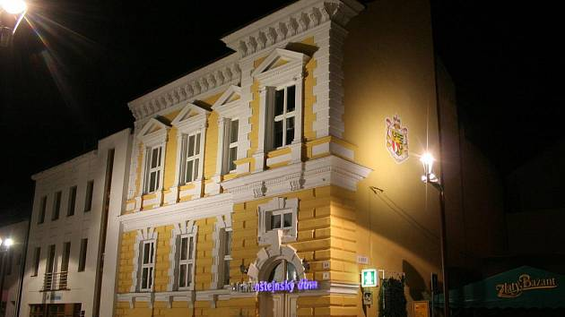 Lichtenštejnský dům.