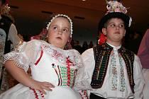 Dětský ples ve Velkých Bílovicích
