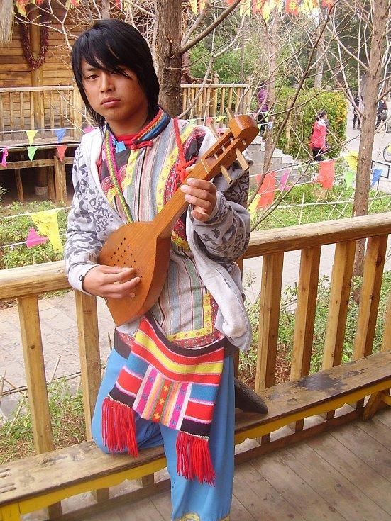 Zdeněk Chmelka z Břeclavi studoval v Číně. Asii si zamiloval a stále se tam rád vrací.