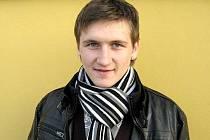 Záložník Tomáš Pospiš se zajímá kromě fotbalu i o pánskou módu.