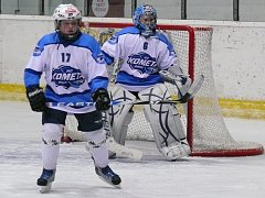 Vánoční turnaj mladších žáků v Břeclavi.