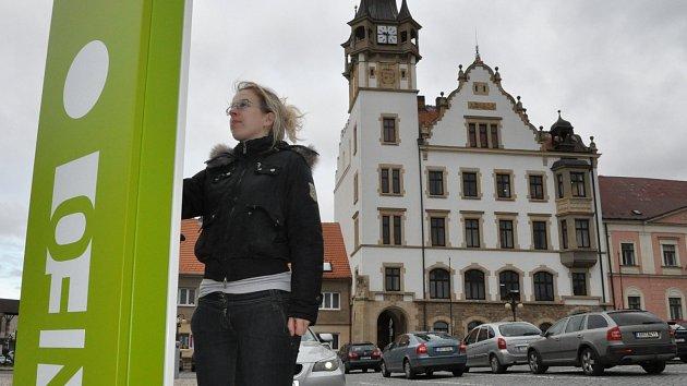 Hustopečské náměstí. Ilustrační foto.