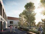 Společenský dům v Hustopečích se dočká modernizace. V zahradě vznikne letní areál.