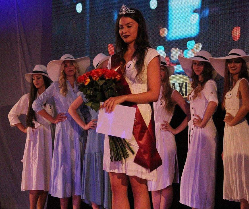 Miss Opravdová krása 2018 na mikulovském zámku.