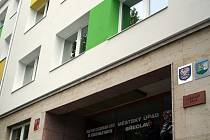 Břeclavská radnice. Ilustrační foto